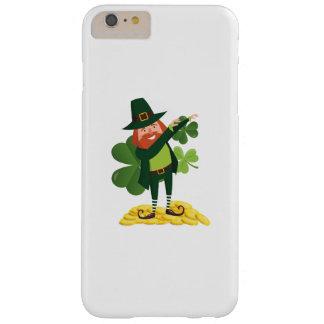 De grappige Schar die van de Kabouter St Patricks Barely There iPhone 6 Plus Hoesje