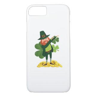 De grappige Schar die van de Kabouter St Patricks iPhone 8/7 Hoesje
