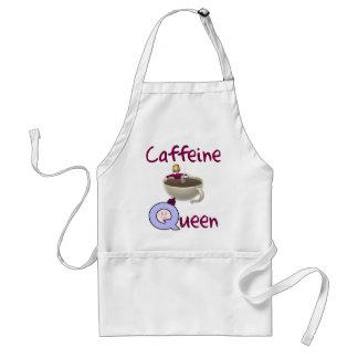 De grappige Schort van de Minnaar van de Koffie