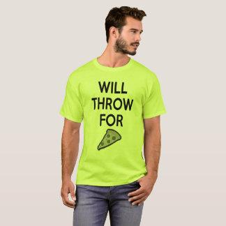 De grappige Schot Gezette Speer van de Hamer van T Shirt