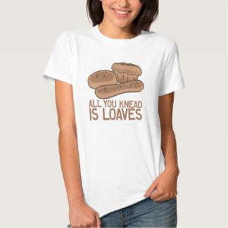 De grappige Slogan van de Bakkerij Shirt