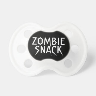 De Grappige Snack van de zombie - Fopspeen