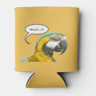 De grappige Sprekende Klantgerichte Koelbox van de Blikjeskoeler