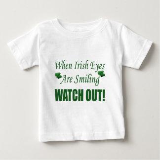 De grappige St. Patrick Gift van de Dag Baby T Shirts