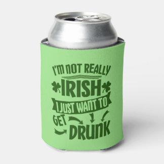 De grappige St Patricks Koeler van het Bier van de