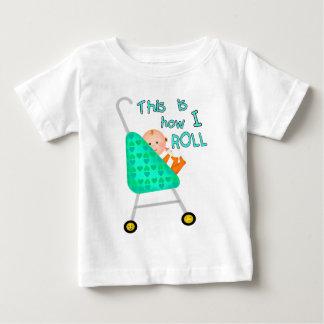 De grappige T-shirt/Bodysuit van het Baby Baby T Shirts