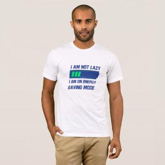 De grappige T-shirt van de Energie Uplifting