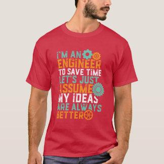 De grappige T-shirt van de Humor van de Techniek
