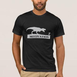 De Grappige T-shirt van de Motivatie t-Rex