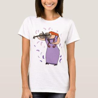 De grappige T-shirt van de Speler van de Altviool