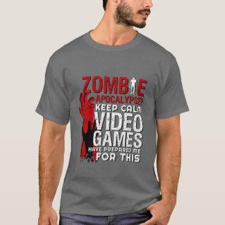 De grappige T-shirt van Grunge van de Apocalyps