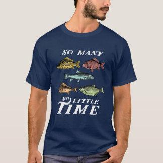 De grappige T-shirt van het Citaat van de Visserij