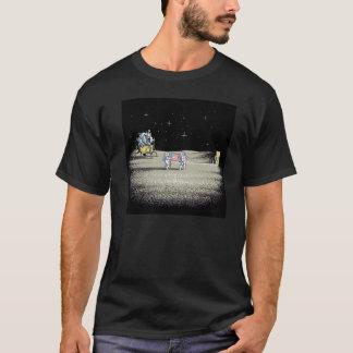 De grappige T-shirt van het Stadium van de Maan