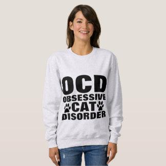 De Grappige T-shirts van de OBSESSIEVE WANORDE van