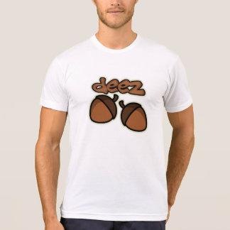 De grappige t-shirts van Noten Deez