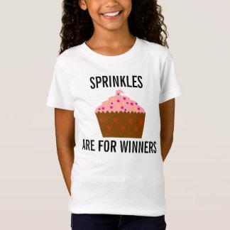 De grappige T-shirts voor Kind, bestrooit zijn