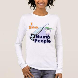 De grappige TandHygiënist van de Tandarts T Shirts
