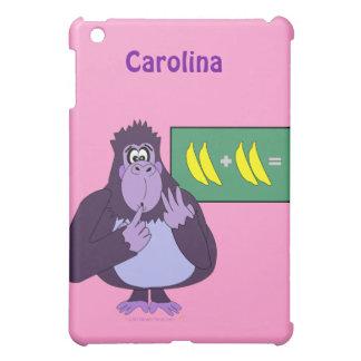 De grappige Tellende Naam van de Douane van de iPad Mini Cover