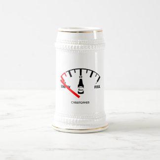 De grappige Tijd van de Fles van het Bier van de Bierpul