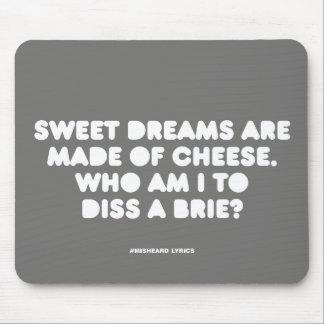 De grappige typografische lyrische gedichten van muismat