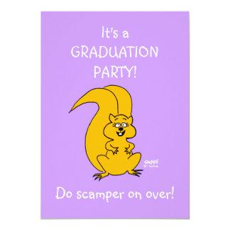 De Grappige Uitnodiging van de Partij van de