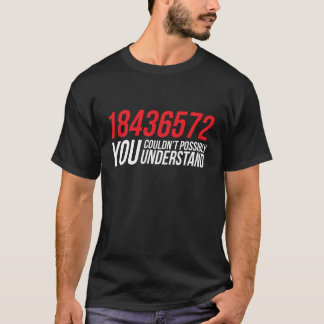 De grappige V8 T-shirt van de Orde van Vuren