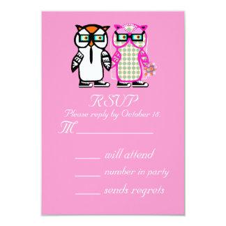 De grappige van de Bruid & van de Bruidegom van de Custom Uitnodigingen