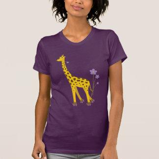 De grappige Vrouwen van de Rol van de Giraf T Shirt