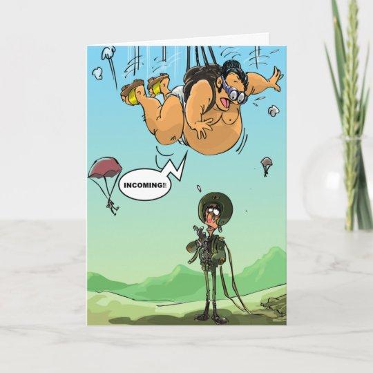Genoeg De grappige Wensen van de Verjaardag - Geronimo Kaart | Zazzle.nl &YP02
