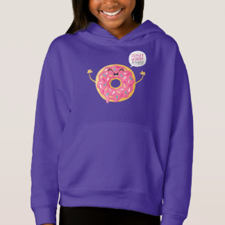 De grappige Zorg van de Doughnut van Hoodie van