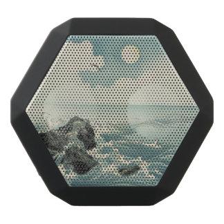 De gravure van het Eiland van Kojima - de spreker Zwarte Bluetooth Speaker