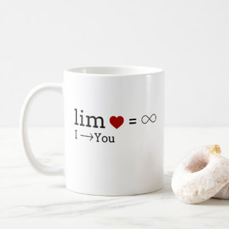 De Grens van de liefde Koffiemok