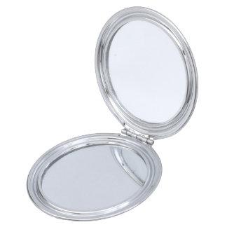 De Griekse Compacte Spiegel van de Club van Handtas Spiegeltje