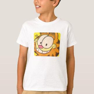 De Grijns van Garfield, kinder overhemd T Shirt