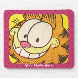 De Grijns van Garfield mousepad Muismat