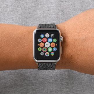 De grijze Band van het Horloge van Apple van het