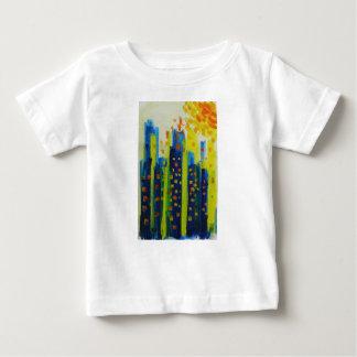 de groei patronen baby t shirts