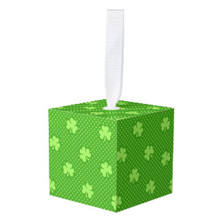 De groene Dag van Heilige Patricks van het Patroon Ornament