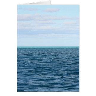 De groene kaart van de Horizon