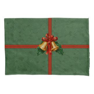 De Groene Klokken van Kerstmis en de Bladeren van Kussensloop