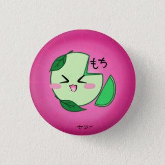 De groene Knoop van het Roomijs van Mochi van de Ronde Button 3,2 Cm