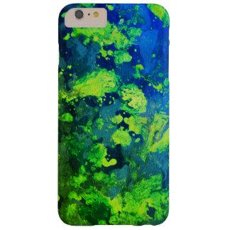 De Groene Nevel van het neon Barely There iPhone 6 Plus Hoesje