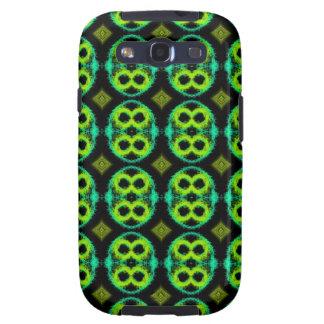 De Groene Plaid van de pret Galaxy S3 Cover