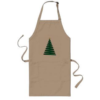 De groene Schorten van de Kerstboom