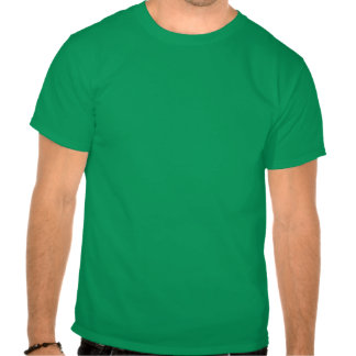 De groene T-shirt van de Fiets
