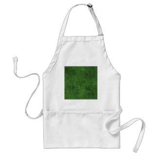 De groene Textuur van het Leer van Grunge van de Standaard Schort
