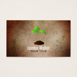 De groene Visitekaartjes van het Kruid