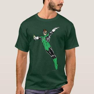 De groene Vlieg van de Lantaarn omhoog T Shirt