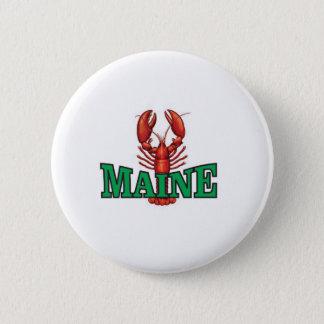 de groene zeekreeft van Maine Ronde Button 5,7 Cm