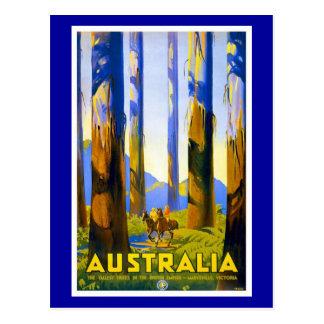 De Groeten Australië van het briefkaart